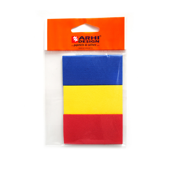 Steag magnetic Romania Arhi Design 10x6.7cm