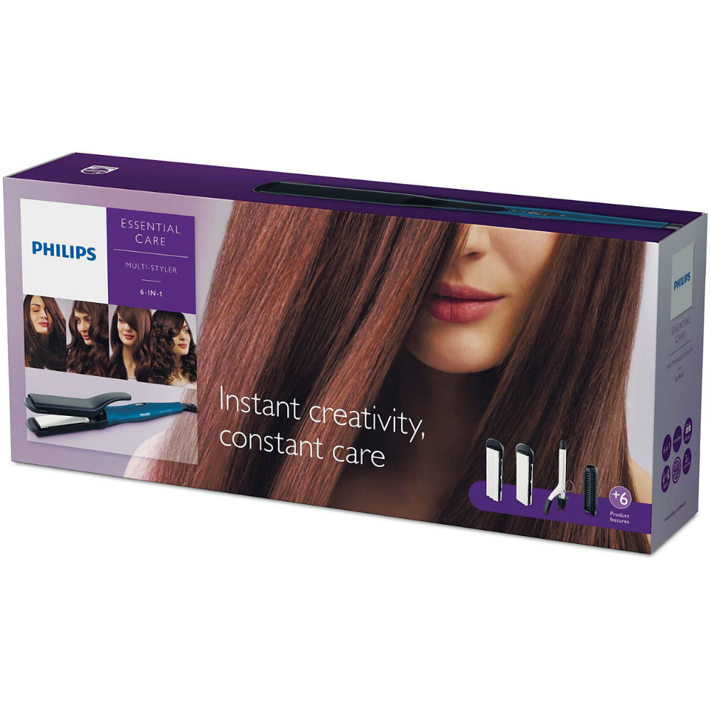 Aparat de coafat multifunctional Philips Multi-Styler HP8698