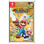 Joc Mario + Rabbids Kingdom Battle Gold Edition pentru Nintendo Switch