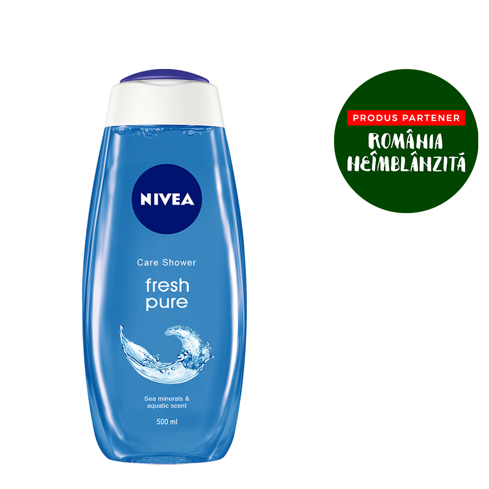 Gel de dus Nivea Pure Fresh
