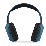 Casti bluetooth on ear Qilive Q1714 albastre cu microfon integrat
