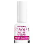 Lac de unghii Miss Sporty French Manicure 001, 8 ml