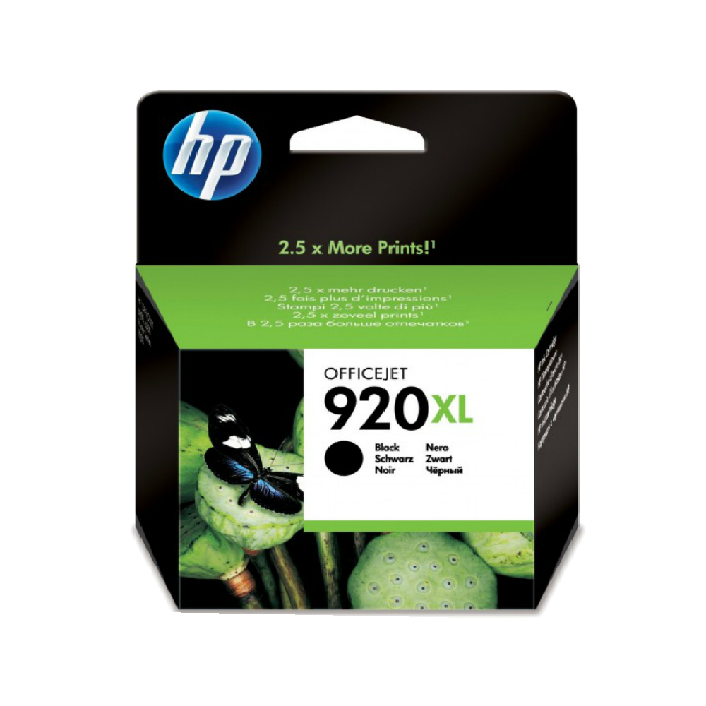 Cartus HP 920XL CD975AE Negru