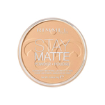 Pudra compacta Rimmel London Stay Matte 006, 14 g