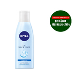 Lapte demachiant si lotiune tonica 2in1 Nivea, 200 ml