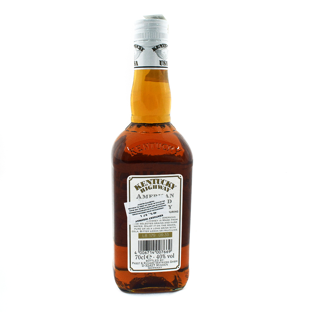 Whisky Kentucky Highway 0.7 l