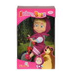 Papausa Masha and  the Bear - Original Trycicle Fun