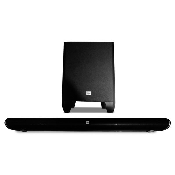 Soundbar JBL Cinema SB 350 cu subwoofer fara fir si tehnologie Harman Display Surround