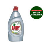 Detergent de vase Fairy Platinum lemon 430 ml