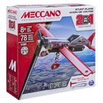 Avion 2 in 1 Spin Master Meccano Kit