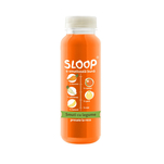 Suc natural Sloop Smoothie de morcovi si mango, 250 ml