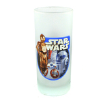Pahar din sticla model Star Wars 27 cl