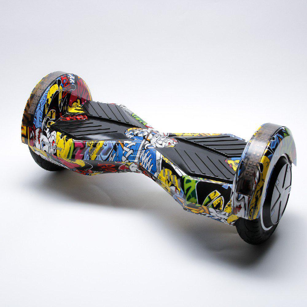 Hoverboard Smart Balance Transformers HipHop Multicolor cu putere 700W