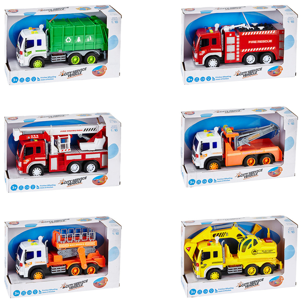 Camion 1:16 One Two Fun, diverse modele