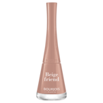 Lac de unghii Bourjois 1 Seconde Relaunch, 04 Beige Friend, 9 ml