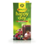 Suc natural Happy day multivitamin red 100% 2 L