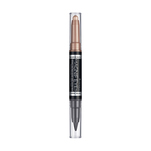 Fard de ochi Rimmel London Magnif'eyes Double Liner&Eyeshadow, 008 On Taupe Of The World, 1.6 g