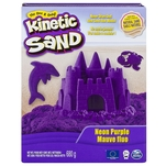 Nisip neon Spin Master - Kinetic Sand 680 g, diverse culori