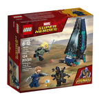 LEGO Super Heroes Atacul Outrider 76101
