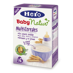 Hero baby natur cereale multicereale fara lapte 500 g