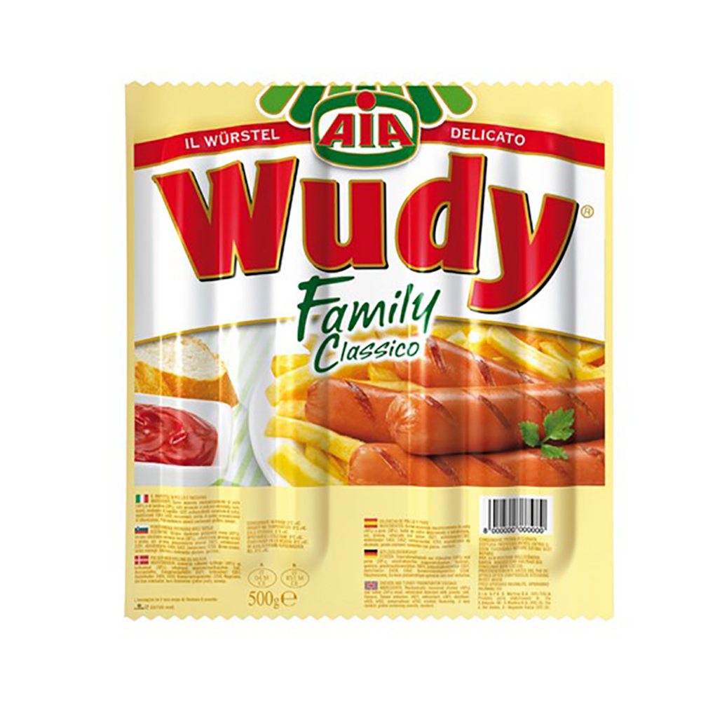 Crenvrusti Family Wudy 500 g