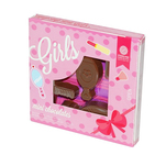 Figurine din ciocolata Steenland, Girls, 40 g
