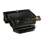 Gratar electric Tefal OptiGrill+ Snacking & Baking GC714834 cu 6 programe automate
