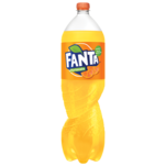 Bautura racoritoare Fanta orange 1.25 L