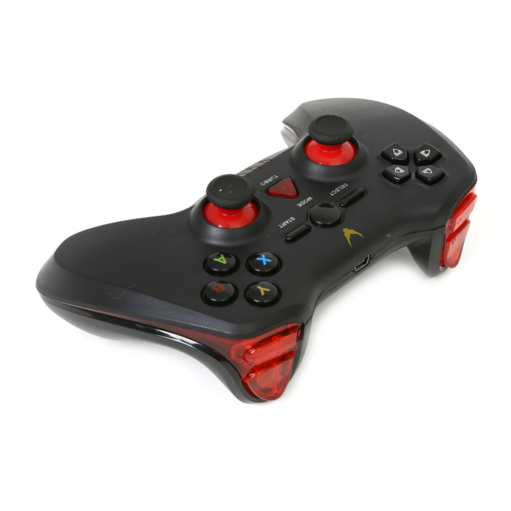 Gamepad Omega Sandpiper OGPOTG compatibil Playstation 3 si dispozitive cu Android