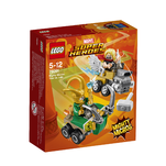 LEGO Super Heroes MM: Thor contra Loki 76091