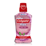 Apa de gura Colgate Plax Mint Duo 500 ml