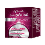 Crema antirid GH3 Evolution concentrata cu acid hialuronic