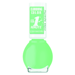 Lac de unghii Miss Sporty Clubbing Color, 304 Magical Turquoise, 7 ml
