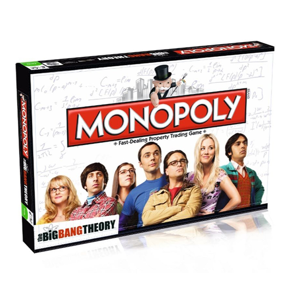 Joc de societate Monopoly Big Bang Theory