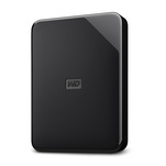 Hard disk extern portabil Western Digital Elements cu capacitate de 4TB