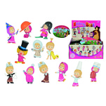 Figurine colectionabile Masha and the Bear, diverse modele