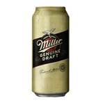 Bere blonda Miller Genuine Draft, 0.5 l