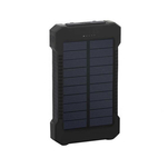 Power bank solar cu capacitate de 10.000mAh