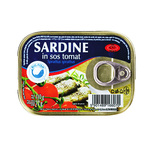 Sardine in sos tomat Big Fish 110g