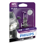 Bec far auto Philips Vision Plus H1 12V 55W cu halogen