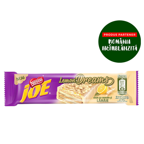 Napolitana Joe Lemon Dreams 33 g