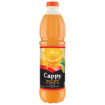Bautura racoritoare Cappy pulpy orange 1.5 L