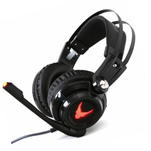 Casti gaming Omega Varr OVH4055B over the ear cu microfon si vibratii