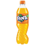 Bautura racoritoare Fanta Orange 0.5L