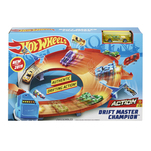 Set championship Hot Wheels, 38 x 7.5 x 25.5 cm