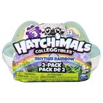 Figurine Spin Master - Hatchimals Rhythm Rainbow CollEGGtibles 2 oua, sezonul 3, diverse modele