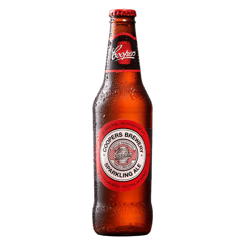 Bere aramie Coopers sparkling ale, 0.375 l