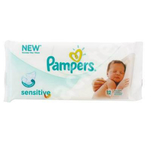 Servetele umede Pampers Sensitive 12 bucati