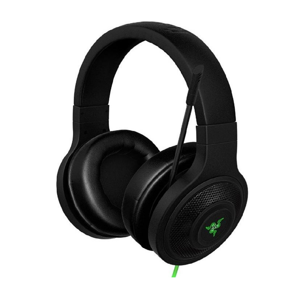 Casti gaming Razer Kraken 7.1 Surround Sound Chroma cu microfon