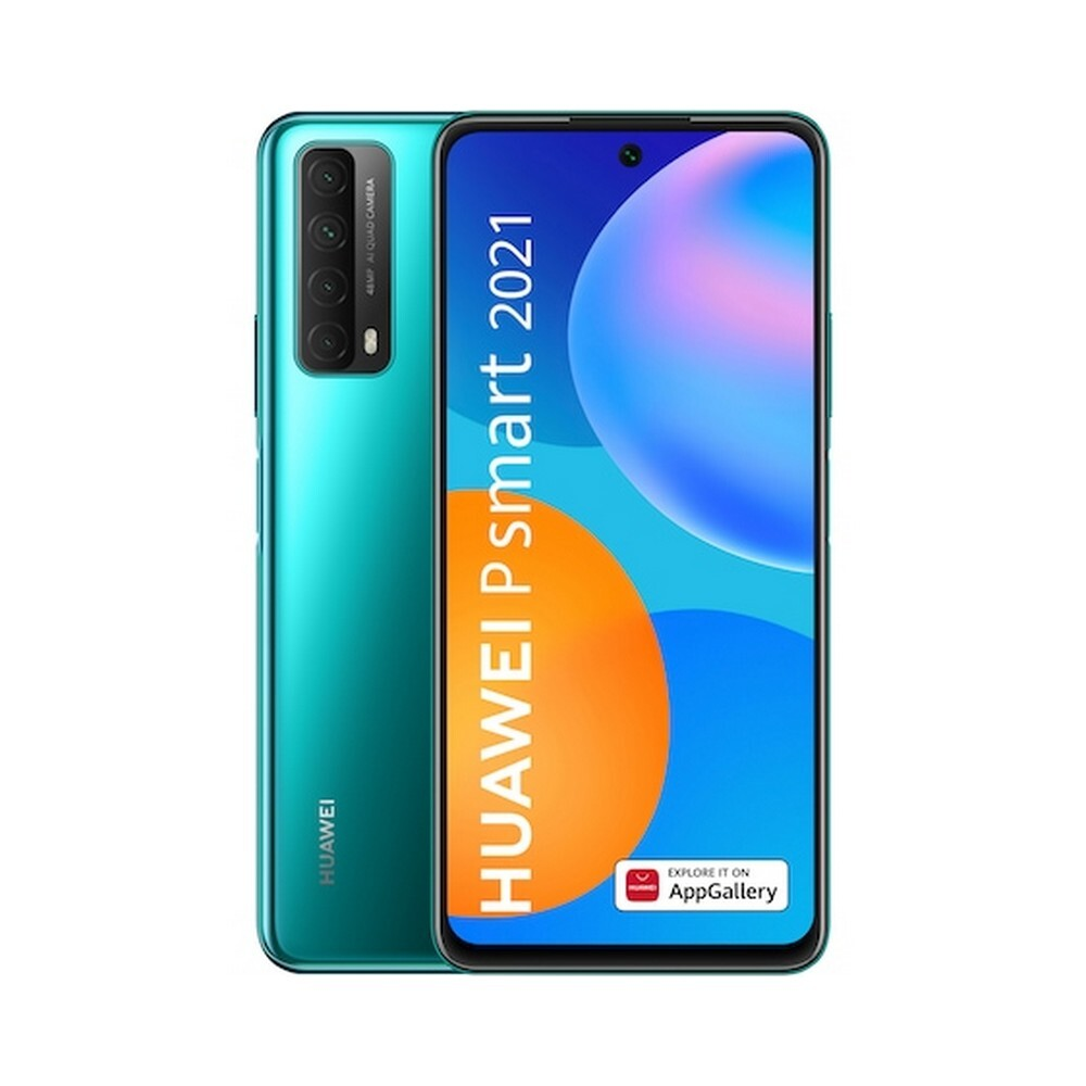 Telefon Huawei P Smart 2021 DS Crush Green LTE